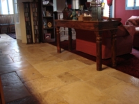 DALLE DE BOURGOGNE, FOR INTERIOR,FRENCH ANTIQUE BURGUNDY, LIMESTONE FLOORING,OPUS ROMAN,FRANCE AGE 11TH / 16 TH CENTURY, PRICE CALL.+39-3389482831